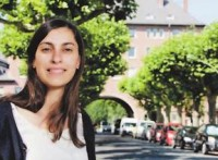 Sonja Abild ist Quartiermanagerin im Riederwald. Foto: Rolf Oeser