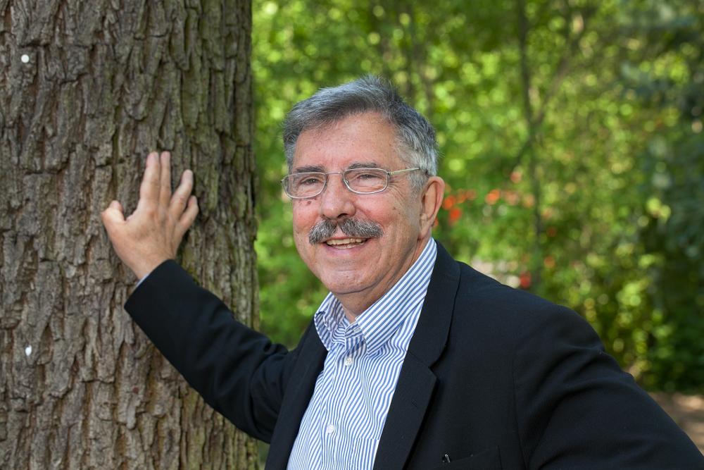 Ex-Staatsanwalt Dieter Kellermann gehört zu den Gründern des hessischen BUND.