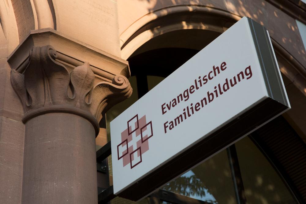 Evangelische Familienbildung Frankfurt. Foto: Rolf Oeser