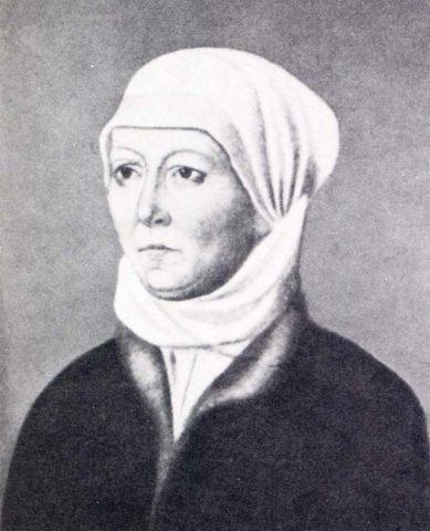 War nacheinander mit drei einflussreichen Reformatoren verheiratet : Wibrandis Rosenblatt